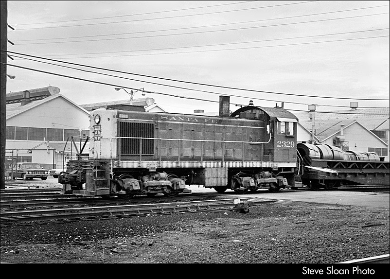 Image result for ATSF alco