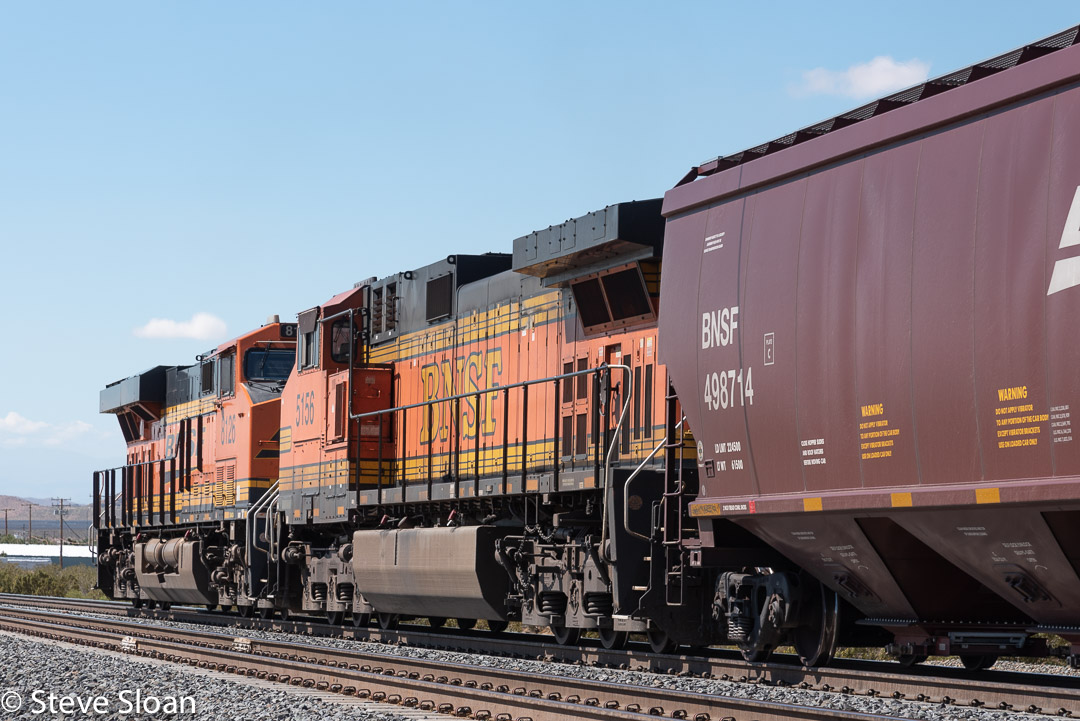 BNSF Locomotives 4000-4999