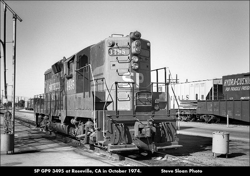 Photo of SP 3495 in Tracy