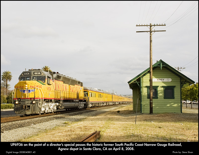 All Out Diesel >> Union Pacific